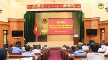 Viện Nghiên cứu và Phát triển Vùng triển khai lập Quy hoạch tỉnh Hưng Yên thời kỳ 2021-2030 tầm nhìn đến năm 2050