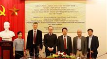 Đại sứ Đặc mệnh toàn quyền Liên bang Nga: Nga luôn hỗ trợ Dự án Trung tâm Nghiên cứu khoa học công nghệ hạt nhân ở mức cao nhất
