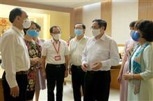 Thủ tướng Phạm Minh Chính: Bộ KH&CN đề xuất cơ chế, chính sách hỗ trợ nghiên cứu vắc xin
