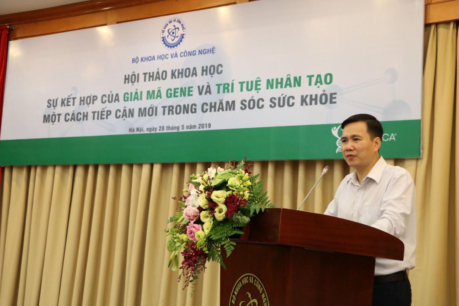 Xây dựng bản đồ Gen người Việt bằng công nghệ AI